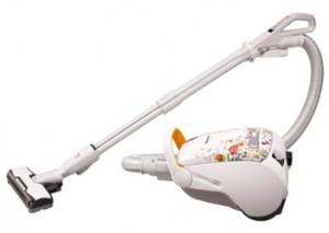 Panasonic 電気掃除機(紙パック式) フラワーホワイト MC-PA34G-W