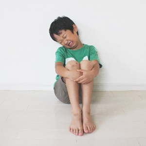 反抗期のダウン症児