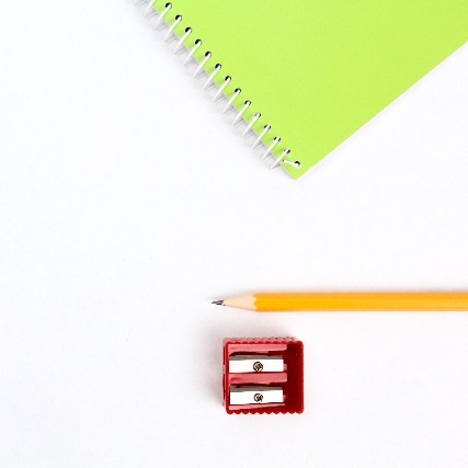 鉛筆やノート