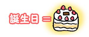 イチゴケーキ
