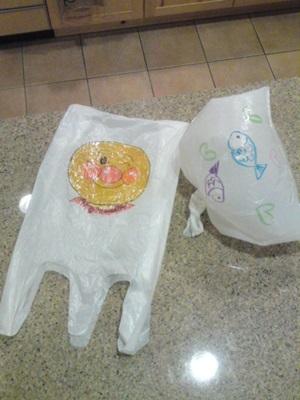 赤ちゃん旅行3ゴミ袋