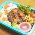 幼稚園の弁当