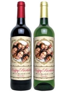 オリジナルラベル ワイン 501