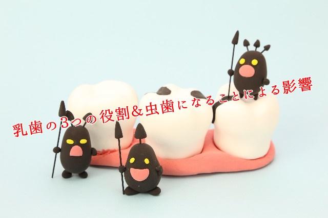 歯と虫歯菌