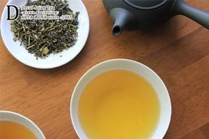 カフェインレス緑茶 デカフェ・アジアンティー