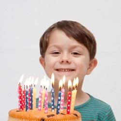 3歳の誕生日
