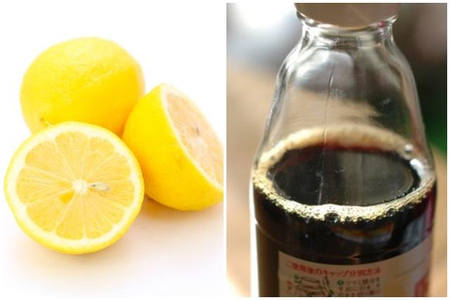 レモンと酢