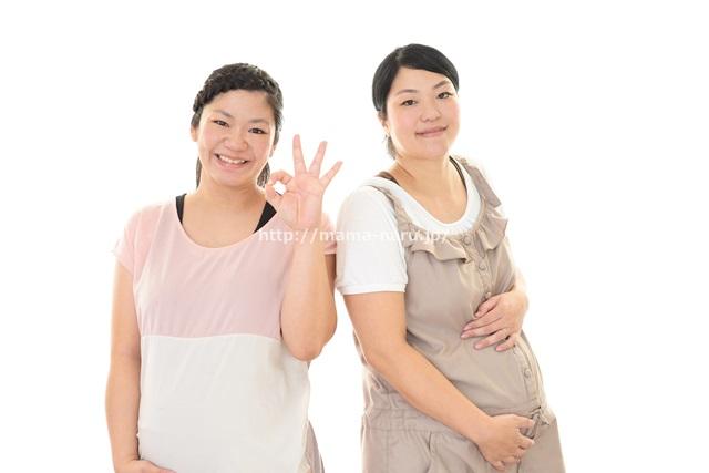 妊婦さんたち