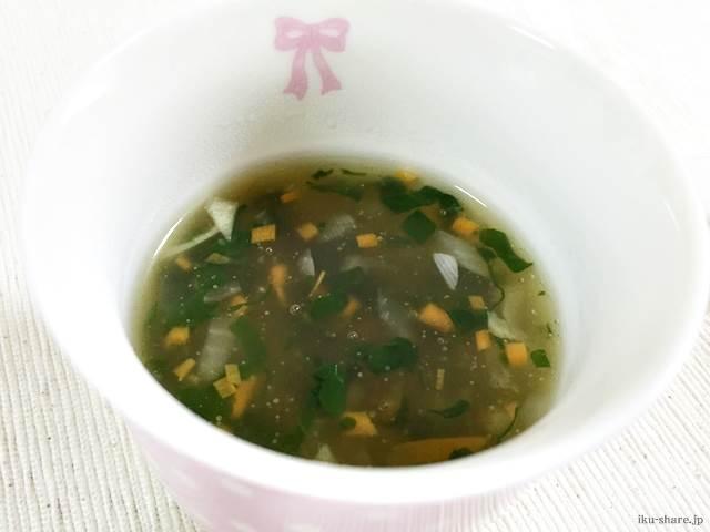 野菜のとろとろスープ