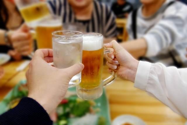 お酒の付き合い