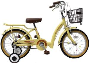トップワン16型幼児自転車女の子用
