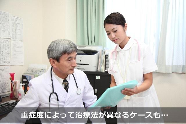 医師と看護師