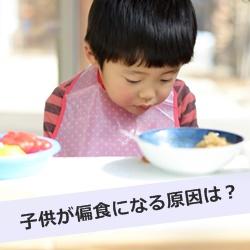 食べたくない子供