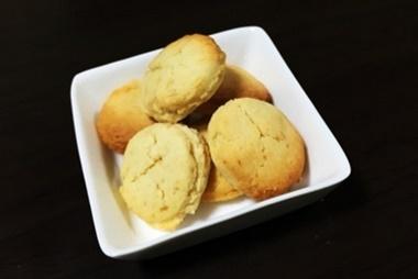 妊婦スイーツ*大豆粉と米粉のクッキー