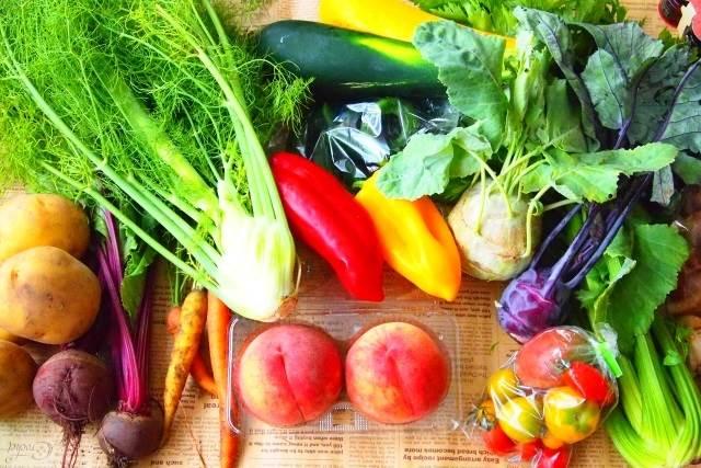 野菜やフルーツ