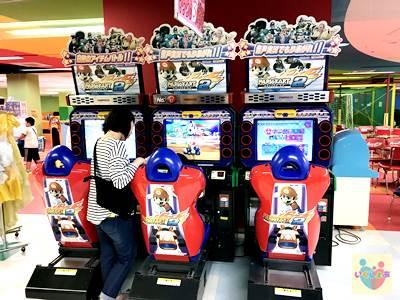 マリオカートの対戦ゲーム