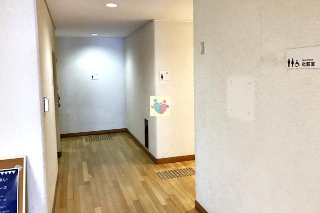 ホテル・ロッジ舞洲のトイレ