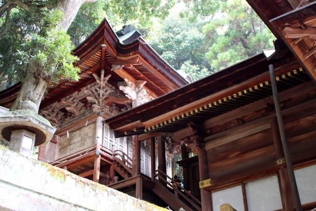 岡山県の有名な子宝神社